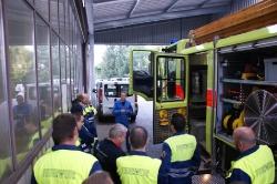 Fahrer Zug 1 + 2 MWD Tag