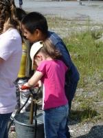 Ferien Spass bei der Feuerwehr 2009