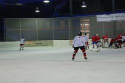 Eishockeymatch  Turnverein-Urdorf : Feuerwehr Urdorf