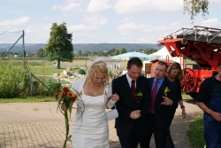Hochzeit von Daniel und Janine Sollberger