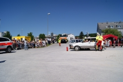 Tag der offenen Tür 2010 - Einsatzübung