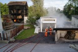 Zug 1 - Im Brandhaus Riedikon