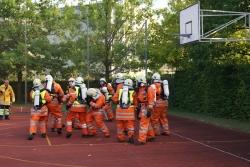 Zug 2 - Atemschutz Belastungstest