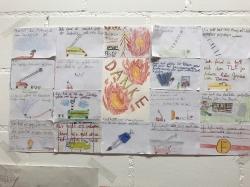 Schulklasse auf Besuch bei der Feuerwehr_2